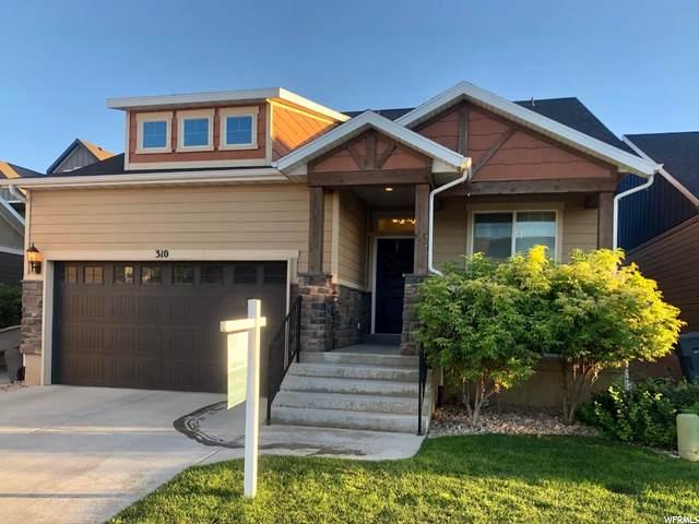 310 N Bella Vida Dr, North Salt Lake, UT 84054 (#1695456) :: Doxey Real Estate Group