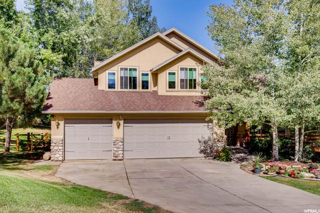 8780 Saddleback Rd #11, Park City, UT 84098 (#1695479) :: McKay Realty