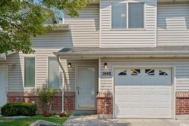 1446 W Sunrose Pl, West Valley City, UT 84119 (MLS #1695508) :: Lookout Real Estate Group