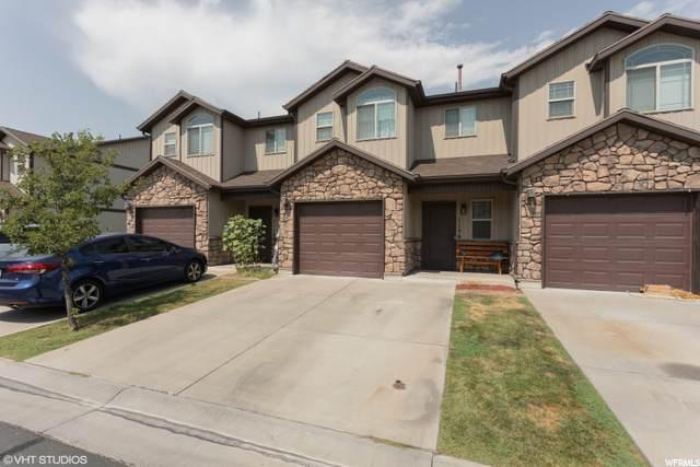 1156 W Lancelot Ln #1156, Ogden, UT 84401 (MLS #1695605) :: Lookout Real Estate Group