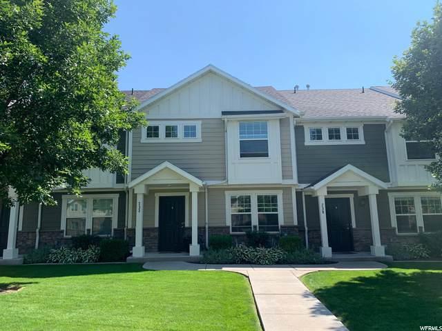233 W 1010 S, Logan, UT 84321 (MLS #1695761) :: Lookout Real Estate Group