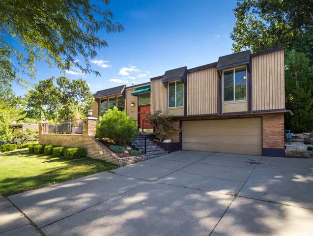 2191 S Timothy Way E, Bountiful, UT 84010 (#1695881) :: Powder Mountain Realty