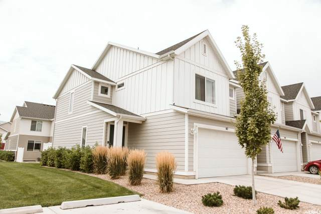 87 E Ashgrove Ln, Saratoga Springs, UT 84045 (MLS #1695902) :: Lookout Real Estate Group