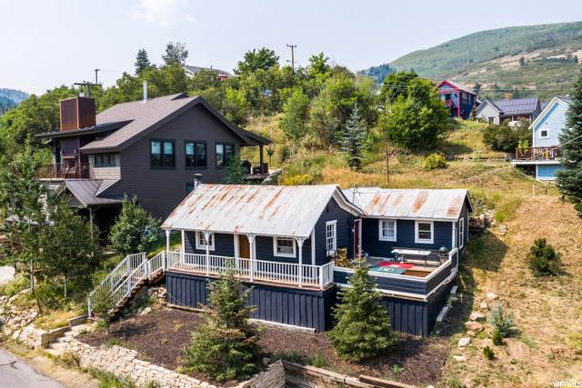 64 Chambers Ave, Park City, UT 84060 (#1696431) :: Powder Mountain Realty