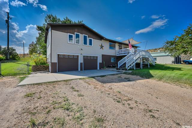 71 S Democrat Aly, Kamas, UT 84036 (MLS #1696897) :: High Country Properties