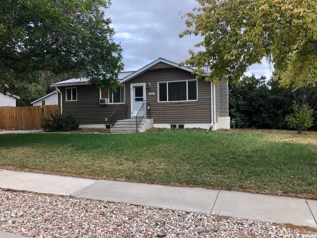 370 W 600 N, Vernal, UT 84078 (#1697116) :: Bustos Real Estate | Keller Williams Utah Realtors