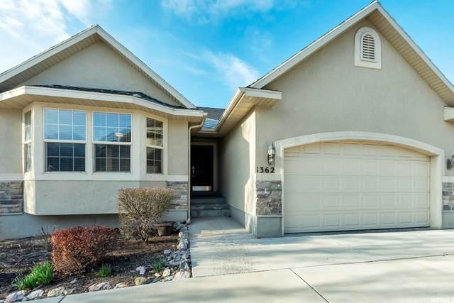 1362 S Camlan Ln W, Springville, UT 84663 (MLS #1697144) :: Lookout Real Estate Group