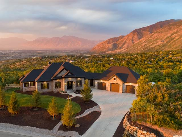 1335 S Eaglenest Dr, Woodland Hills, UT 84653 (#1697208) :: The Perry Group