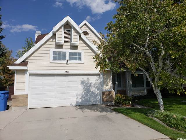 5599 S Crosspark Dr W #20, Salt Lake City, UT 84123 (MLS #1697289) :: Lookout Real Estate Group