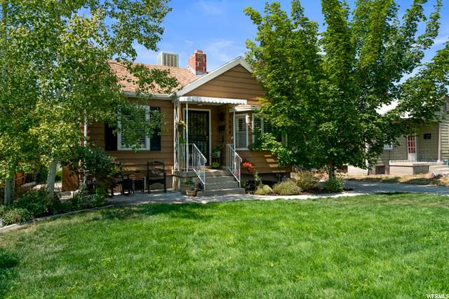2684 S 1700 E, Salt Lake City, UT 84106 (#1697534) :: The Perry Group