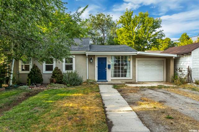 737 E Zenith Ave, Salt Lake City, UT 84106 (#1697775) :: Bustos Real Estate | Keller Williams Utah Realtors