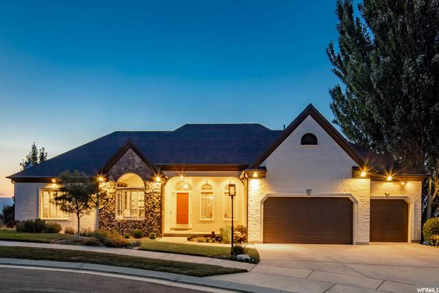 14712 S Draper Woods Cv, Draper, UT 84020 (#1697827) :: Big Key Real Estate
