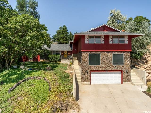5625 S Crestwood Dr, South Ogden, UT 84405 (#1697930) :: goBE Realty