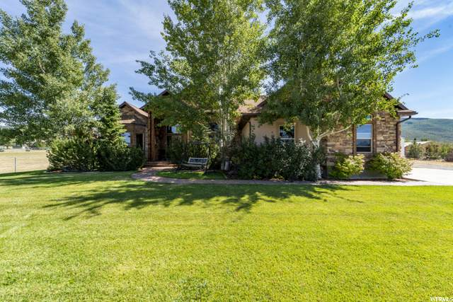 2916 N State Road 32, Kamas, UT 84036 (#1697941) :: Utah Best Real Estate Team | Century 21 Everest