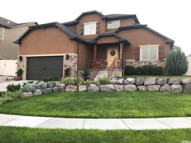2635 S Lost Creek Cir, Saratoga Springs, UT 84045 (#1697949) :: RE/MAX Equity