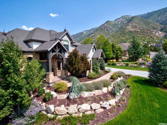 11 Bentbrook Ln, Sandy, UT 84092 (#1698084) :: goBE Realty