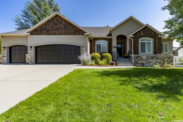 217 S 550 E, Midway, UT 84049 (MLS #1698373) :: High Country Properties