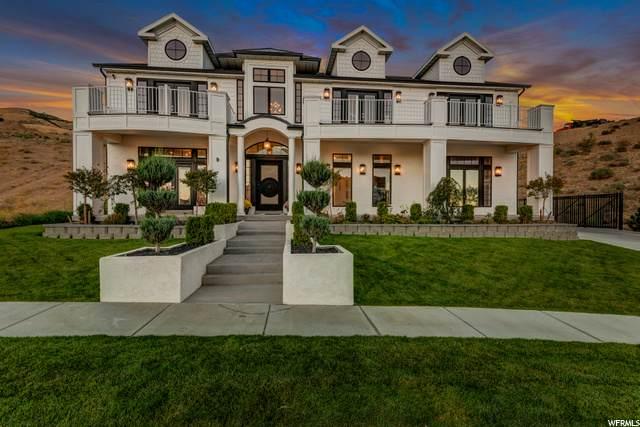 4890 N Vialetto Way, Lehi, UT 84043 (#1698558) :: Utah Best Real Estate Team | Century 21 Everest