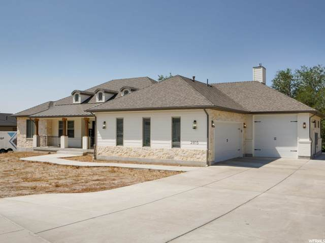 2815 N 1125 E, North Ogden, UT 84414 (#1698599) :: Big Key Real Estate