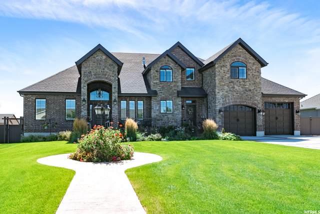 53 W Lehi Ranch Rd S, Lehi, UT 84043 (#1698875) :: Big Key Real Estate
