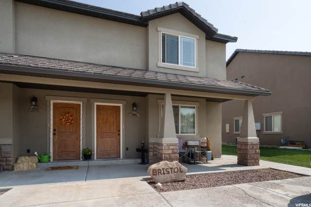 680 N 200 W, Vernal, UT 84078 (MLS #1698881) :: Lookout Real Estate Group