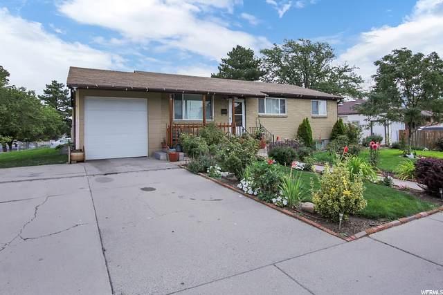 4192 W 5010 S, Salt Lake City, UT 84118 (#1698899) :: Colemere Realty Associates
