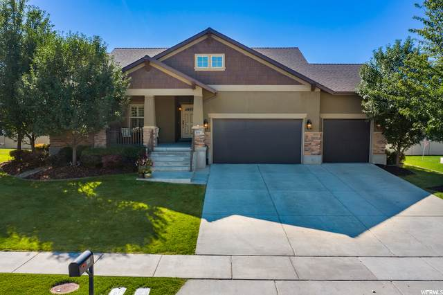 350 S Millers Mile Rd, Heber City, UT 84032 (#1698916) :: Powder Mountain Realty