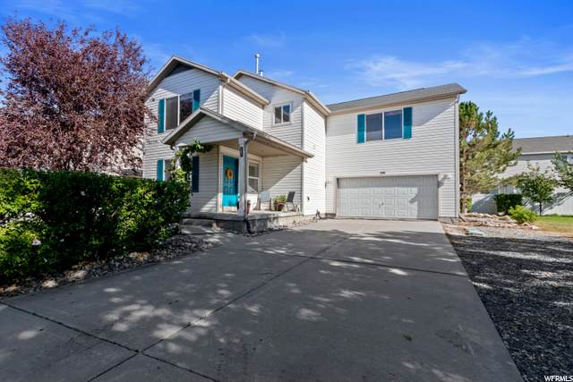 551 E Wheatridge Rd, Stansbury Park, UT 84074 (MLS #1698974) :: Lookout Real Estate Group