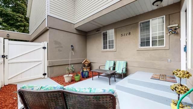 5118 S Heritage Cv, Taylorsville, UT 84129 (MLS #1699111) :: Lookout Real Estate Group