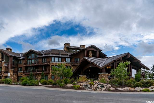 2100 W Frostwood Blvd #4131, Park City, UT 84098 (#1699203) :: The Perry Group