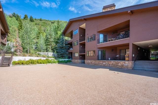 2700 Deer Valley Dr E C105, Park City, UT 84060 (#1699231) :: Doxey Real Estate Group