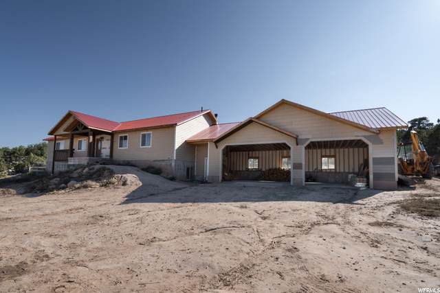 28779 W Blacktail Shadows Rd, Duchesne, UT 84021 (MLS #1699419) :: Lookout Real Estate Group