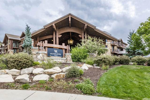 2100 Frostwood Blvd #5124, Snyderville, UT 84098 (#1699594) :: Pearson & Associates Real Estate