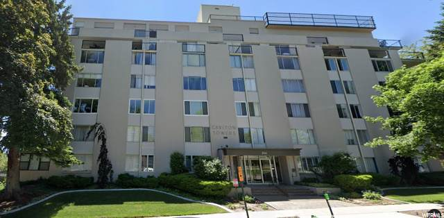 266 E 4TH Ave N #204, Salt Lake City, UT 84103 (#1699800) :: Big Key Real Estate