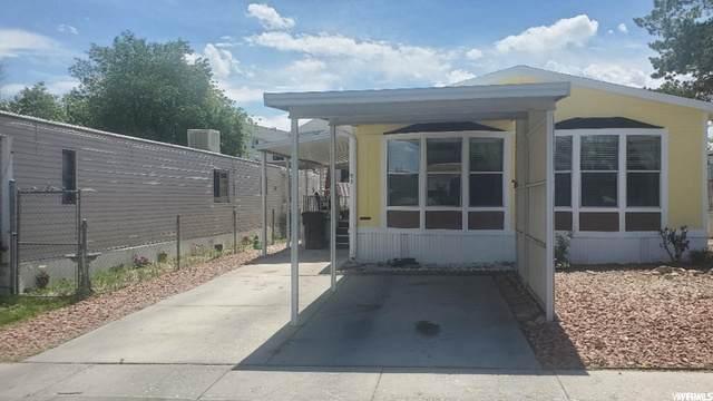 5075 W 4700 St S #55, Kearns, UT 84118 (#1699857) :: Bustos Real Estate | Keller Williams Utah Realtors