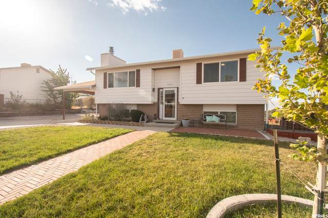 5322 W Lewis Clark Dr, Kearns, UT 84118 (#1699905) :: RE/MAX Equity