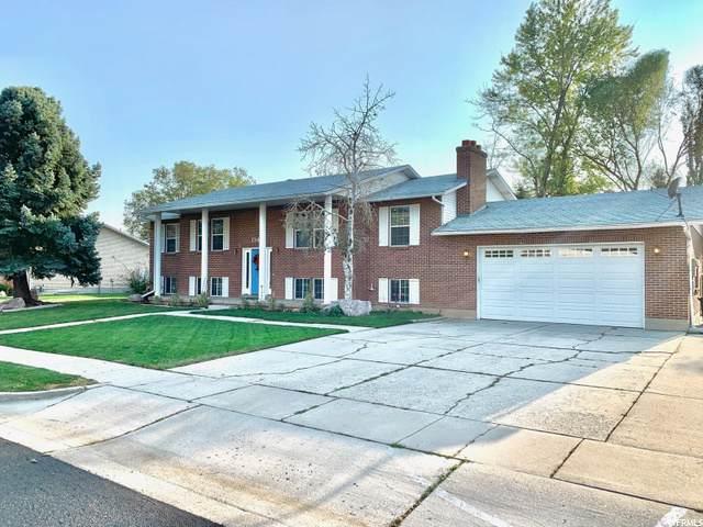 1347 N Hillsboro Dr E, Layton, UT 84040 (#1700156) :: Big Key Real Estate
