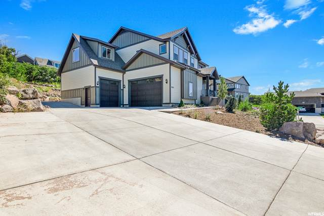 2022 E Tall Woods Ct, Draper, UT 84020 (#1700256) :: Belknap Team