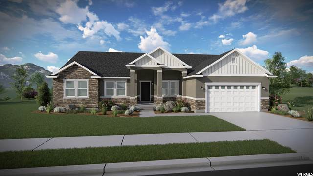 4497 N Monroe Peak Ln #904, Eagle Mountain, UT 84005 (#1700266) :: Colemere Realty Associates