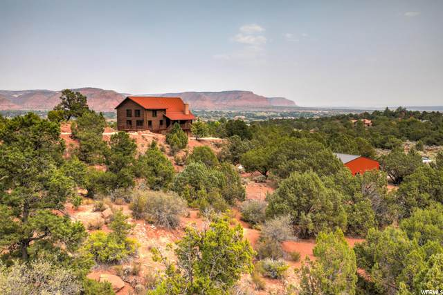 1142 W Grand Canyon Dr, Kanab, UT 84741 (#1700300) :: Big Key Real Estate