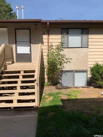 7265 S 1950 E #14, Cottonwood Heights, UT 84121 (#1700570) :: Red Sign Team