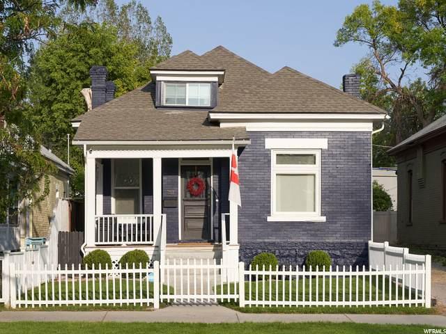 761 S 400 E, Salt Lake City, UT 84111 (#1700974) :: Big Key Real Estate