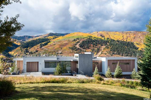 1402 April Mountain Dr, Park City, UT 84060 (#1701012) :: Doxey Real Estate Group