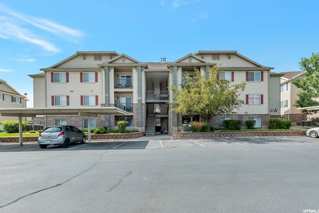 8176 N Cedar Springs Rd V6, Eagle Mountain, UT 84005 (#1701027) :: Big Key Real Estate