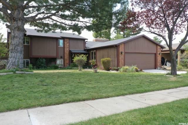 2282 E 7800 S, Cottonwood Heights, UT 84121 (#1701445) :: Bustos Real Estate | Keller Williams Utah Realtors
