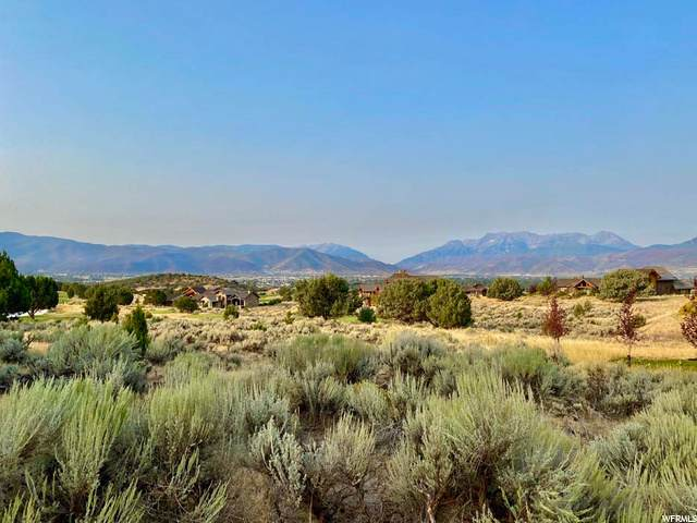 2144 N Flat Top Mountain Dr, Heber City, UT 84032 (#1701634) :: Gurr Real Estate