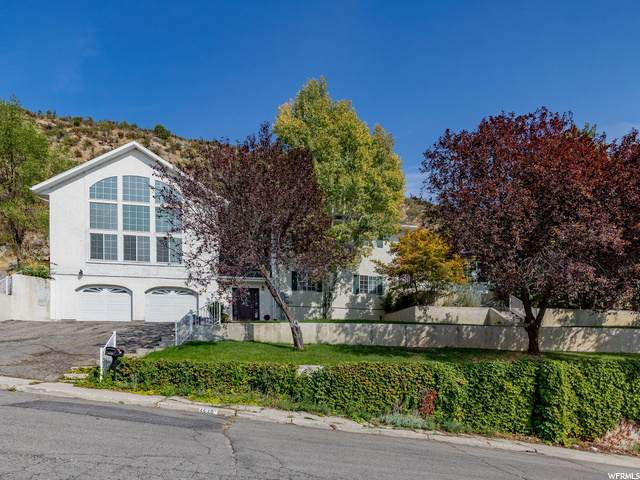4620 N Mile High Dr E, Provo, UT 84604 (#1701675) :: goBE Realty