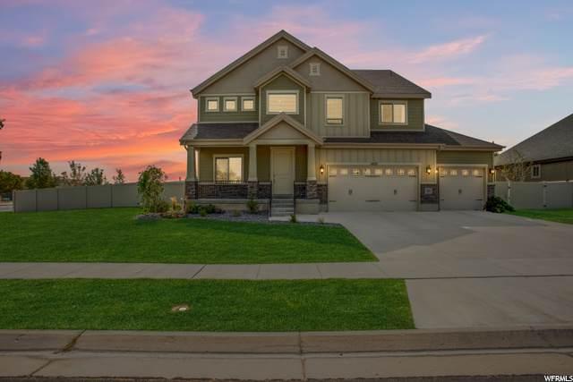 1453 W Meadow Glen Dr S, Bluffdale, UT 84065 (MLS #1701854) :: Lawson Real Estate Team - Engel & Völkers