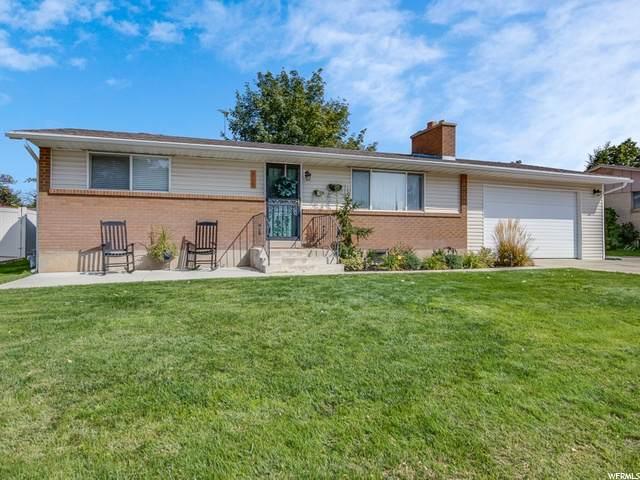 825 S 780 W, Payson, UT 84651 (#1701902) :: Big Key Real Estate
