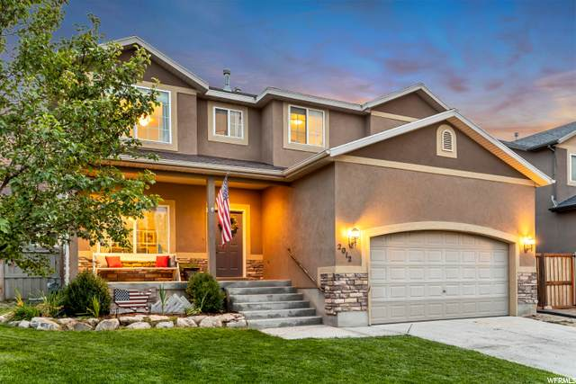 2012 E Ficus Way N, Eagle Mountain, UT 84005 (#1702158) :: Big Key Real Estate